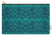 Dolphins Design Carry-all Pouch