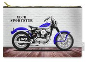 The Sportster Vintage Motorcycle Carry-all Pouch