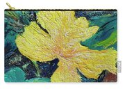 Dancing Flower Carry-all Pouch
