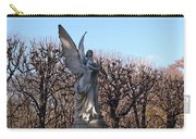 Girded By Trees, Light And An Angel Carry-all Pouch