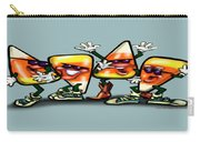 Candy Corn Gang Carry-all Pouch
