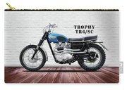 Triumph Trophy Tr6 Carry-all Pouch