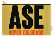 Ase Aspen Luggage Tag I Carry-all Pouch