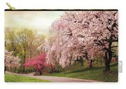 Asian Cherry Grove Carry-all Pouch