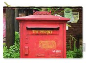 Asian Mail Box Carry-all Pouch