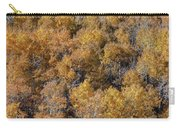 Aspen Autumn Leaves Carry-all Pouch