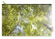 Aspen Canopy With Sun Flare Carry-all Pouch