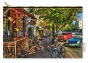 College Town Athens Georgia Downtown Uga Athens Georgia Art Carry-all Pouch