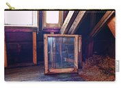 Attic #1 Carry-all Pouch by Mark Jordan