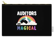 Auditors Are Magical Carry-all Pouch