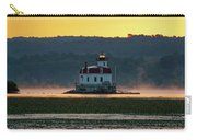 August Dawn At Esopus Light IIi 2017 Carry-all Pouch