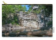 August Morning At Awosting Falls 2019 Carry-all Pouch