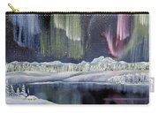 Aurora Borealis Carry-all Pouch by Deleas Kilgore