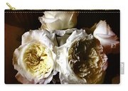 Austin Roses Notan Carry-all Pouch