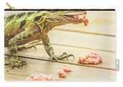 Australian Water Dragon Carry-all Pouch