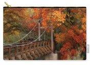 Autumn Across The Bridge  Carry-all Pouch