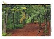 Autumn Blanket Carry-all Pouch
