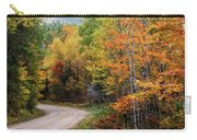 Autumn Buck  Carry-all Pouch by Patti Deters