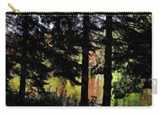 Autumn Colors At The Spa  Carry-all Pouch