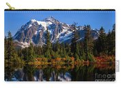 Autumn Colors With Mount Shuksan Carry-all Pouch