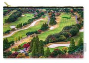 Autumn Golf Course Carry-all Pouch