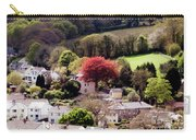 Spring In Mylor Bridge Carry-all Pouch