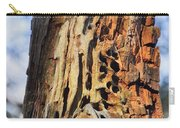 Autumn Knotty Tree Sculpture Carry-all Pouch