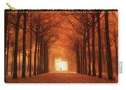 Autumn Lights At Groeneveld Carry-all Pouch