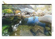 Autumn Liquid Dreamscape Carry-all Pouch by Sean Sarsfield