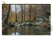 Autumn On The Kings River Carry-all Pouch
