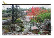 Autumn On The Rocks Carry-all Pouch