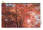 Autumn Path Reimagined Carry-all Pouch