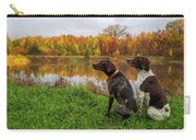 Autumn Pondering Carry-all Pouch