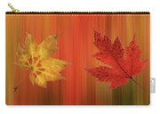 Autumn Spirit Panoramic Carry-all Pouch