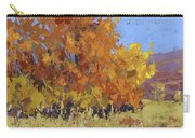 Autumn Treasure Carry-all Pouch by David King