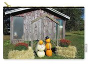 Autumn Wedding In The Pumpkin Patch Carry-all Pouch