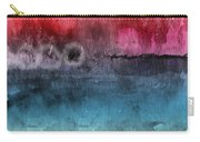 Awakened 4-  Abstract Art By Linda Woods Carry-all Pouch