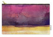 Awakened 6- Art By Linda Woods Carry-all Pouch
