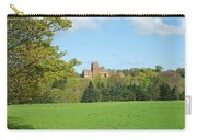 Ayton Castle From South, Berwickshire Carry-all Pouch