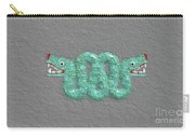 Aztec Serpent Carry-all Pouch