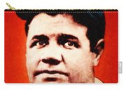 Babe Ruth, Portrait Carry-all Pouch