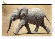 Baby African Elephant Carry-all Pouch