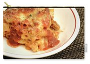 Baked Ziti Serving 2 Carry-all Pouch