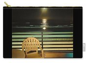 Balcony On The Pacific Oceanside California  Carry-all Pouch