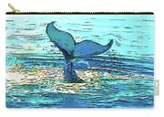 Balene-whales Carry-all Pouch