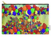 Balloons Everywhere Carry-all Pouch