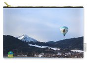 Balloons Over Tegernsee Carry-all Pouch
