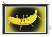 Banana Boat Mining Company Black Frame Carry-all Pouch