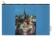 Bangkok Traffic Circle Carry-all Pouch