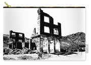 Bank Rhyolite Ghost Ghost Nevada Carry-all Pouch